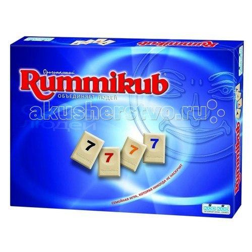 Настольная игра руммикуб/rummikub оригинальная версия, Kodkod
