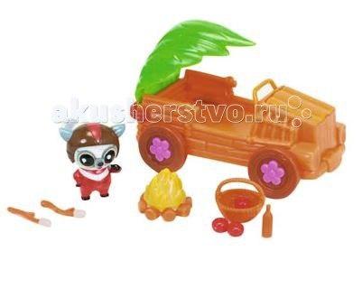 Yoohoo&friends сафари джип, Simba