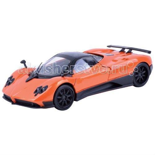 Машинка коллекционная 1:24 pagani zonda f, MotorMax