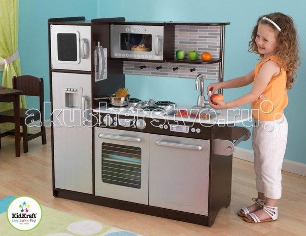 Игрушечная кухня эспрессо, KidKraft