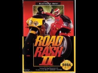 Road Rash 2 Прохождение (Sega Rus)