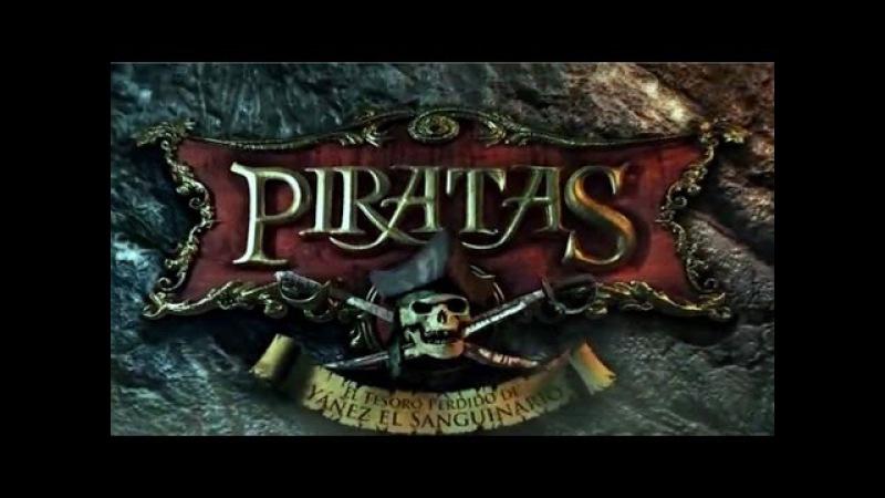 Пираты- Испания Исторический сериал. 8 серия