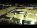 Lithuania 73 Estonia (Futsal Baltic Cup 2014-12-05)