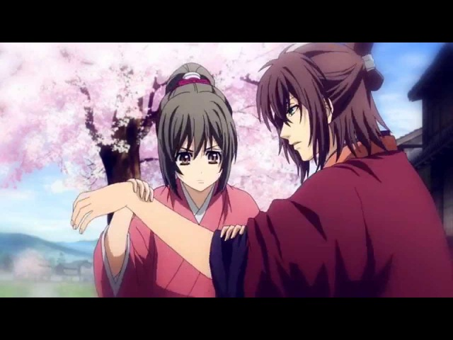 Okita x Chizuru vs Kazama (Shatter Me) HD