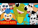 Cucú cantaba la rana y mucho más (¡20 Minutos !) | Canciones Infantiles Para Niños