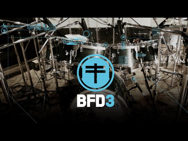 Видео bfd drums.