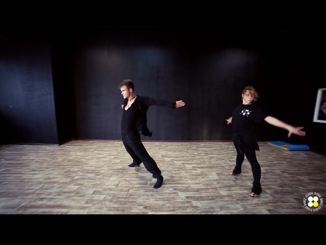 Yann Tiersen J'y Suis Jamais Alle latin dance choreography by Ilya Padzina dance studio