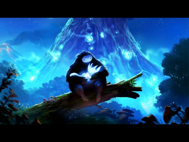 Ori and the Blind Forest OST - 32 - Light of Nibel (feat. Aeralie Brighton)