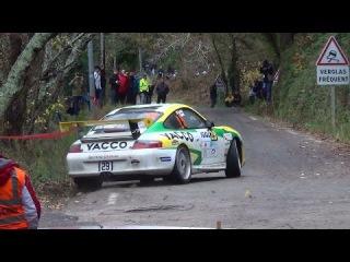60° Rallye du Var 2014 day 2 show pure sound HD