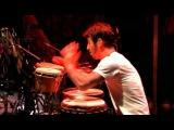 Godsmack - Acoustic Drums.