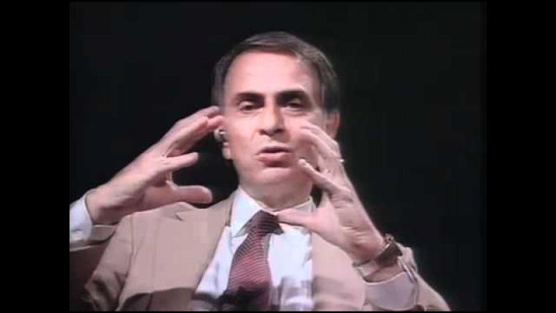 Carl Sagan Stephen Hawking Arthur C Clarke God The Universe Everything Else 1988