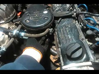 Переделка Audi 100 C4 AAR 2.3 на карбюратор Солекс 21073 Видео работы двигателя