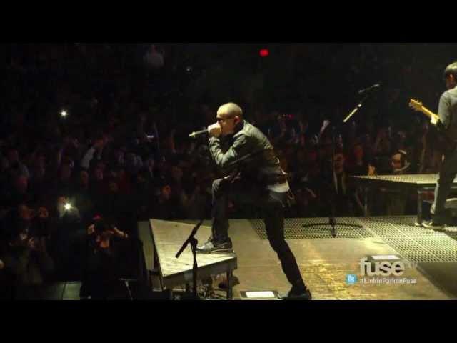 Linkin Park- Madison Square Garden (full show) 2011 1080p