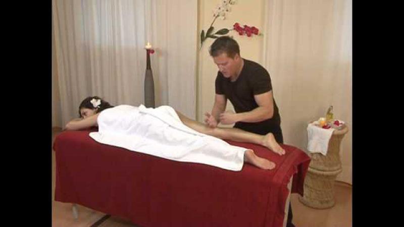 Гавайский ритмичный массаж. Ломи-ломи. Фитнес ТВ