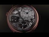 Часы Breguet Tradition 7087BR с репетиром и турбийоном