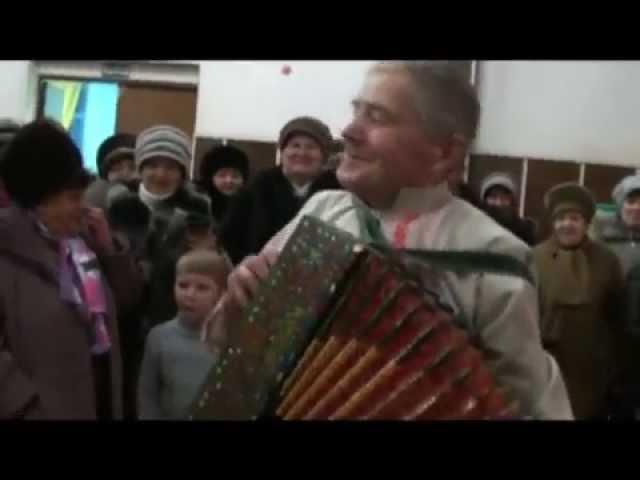 Озорные частушки со зрителями в г Крестцы Новгородчина