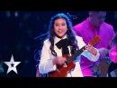 Sydney Uke Works Magic On The Ukulele | Asia's Got Talent Semis 2