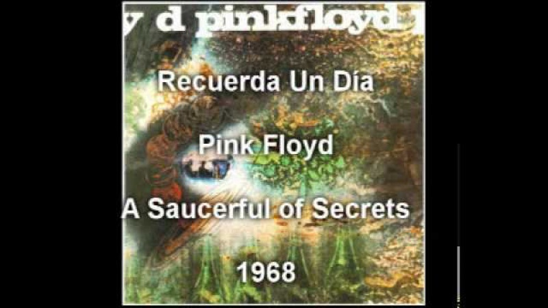 Pink Floyd - Remember A Day (Spanish Subtitles - Subtítulos en Español)