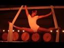Angela Chu | Aerial Silk at Domenico Winery