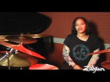 Zildjian Score Magazine -- Terri Lyne Carrington Lesson