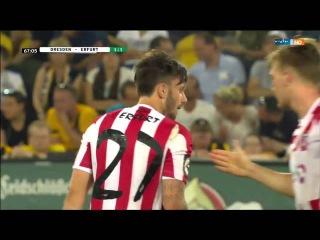 Carsten Kammlott mit spektakulärem Tor gegen Dresden | Sport im Osten | MDR