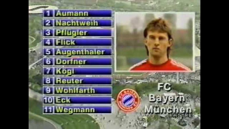 Bayern Monaco 2 Napoli 2 Coppa Uefa 1988-89