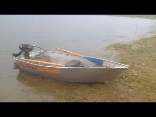 Моторная лодка Wellboat- 30. Лодочный мотор Parsun T3.6BMS.