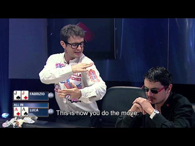 Luca Pagano e la mano finale di un testa a testa spettacolare | PokerStars