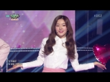 150501 Irene (Red Velvet) & Park Bo Gum - One and a half (Two Two Cover) @ Music Bank