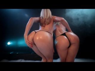 Ideal body girl ∞ две пошлых девушки 2 супер попки в стрингах, стриптиз, strip, sex, ass, lesbi, bitch, tatoo, brazzers