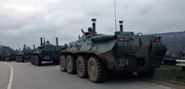 Советник Авакова сообщил о полномасштабном вторжении России на юго-восток Украины