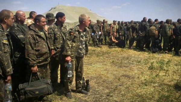 ФСБ: 62 украинских военных перешли на территорию России в 100 км от Таганрога