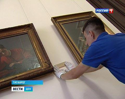 В Таганрогском художественном музее открывается выставка шедевров Третьяковской галереи