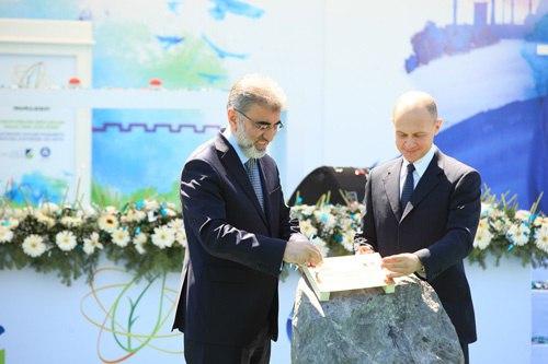 В Турции началось строительство первой в стране АЭС