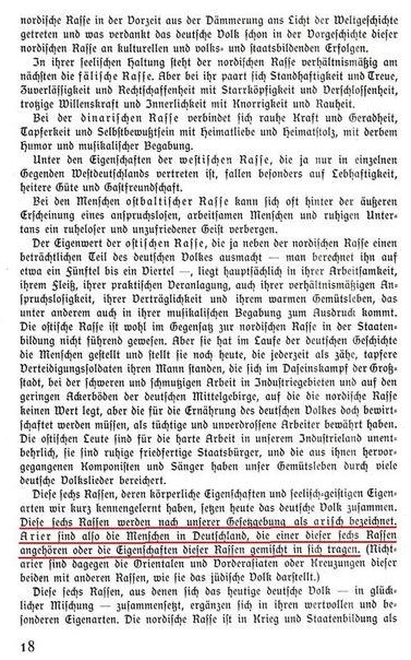 8b1ff06f682a ... шесть рас именуются в нашем законодательстве арийскими. Таким образом,  арийцами являются те люди в Германии, которые принадлежат к одной из этих  рас или ...