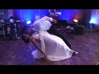 Танец молодых - постановка Натальи Гараниной