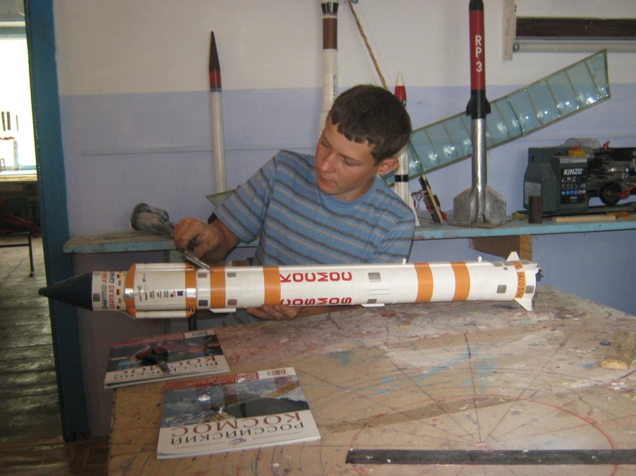 Модели ракет с двигателем своими руками 9