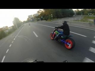 Кастом должен ездить! Harley-davidson V-Rod