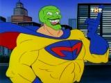 Маска 38 серия из 54 / The Mask: The Animated Series Episode 38 (1995 – 1997)  Интересующиеся маски хотят знать