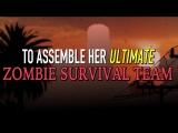 Zombie Squad Goals With Alycia Debnam-Carey