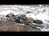 Убитых Украинских солдат ели Собаки в Дебальцево.