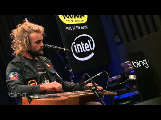 Xavier Rudd Soften The Blow Bing Lounge