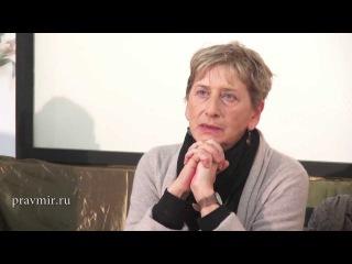 Ольга Седакова. Разговор о Мандельштаме
