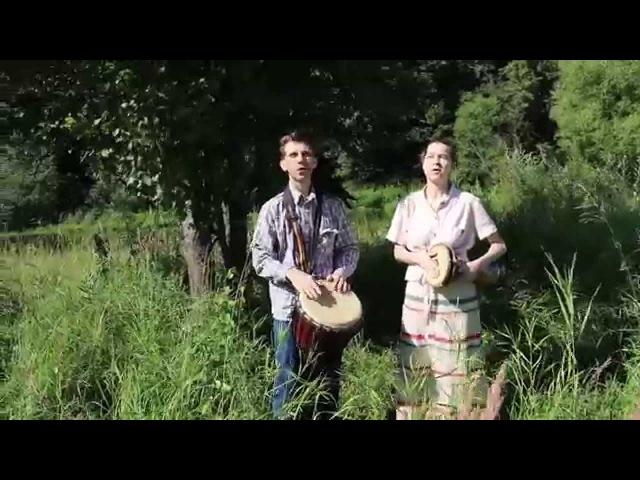 Иди ко Мне - Егор и Наталия Лансере - клип Come to Me - Russian worship song