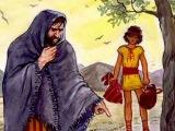 Прокаженный - Евангелизационная драма в стихах  Leprous - evangelistic drama in verse
