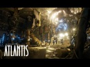 Atlantis - Substance Texturing Tech Demo