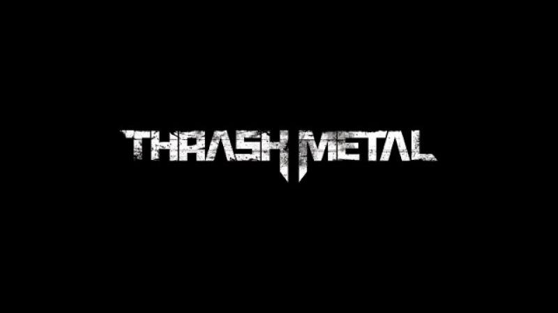 Kickass Thrash Metal (4 hours!!)