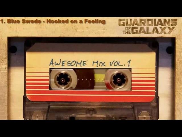 Awesome Mix vol.1 - Les Gardiens de la Galaxie
