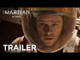 The Martian  Official Trailer HD  20th Century FOX