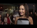 Camilla Belle Interview ►